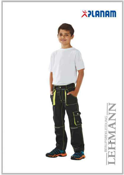 Junior Bundhose Planam