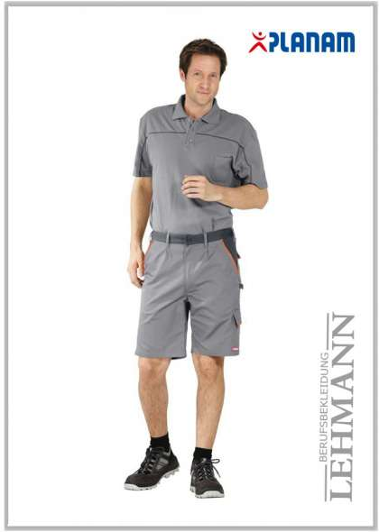 Visline Workwear Shorts Planam