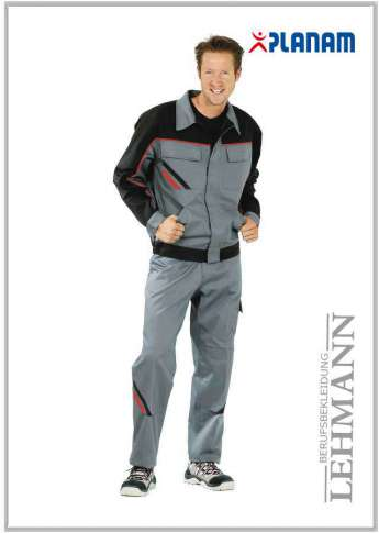 Bundjacke Highline Planam