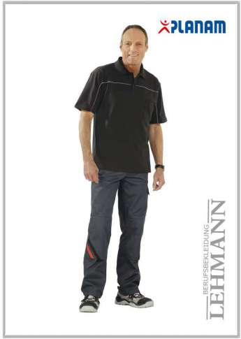 Bundhose Highline Planam